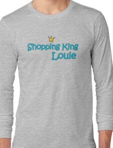 Shopping King Louie Crown Long Sleeve T-Shirt