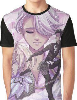 Yuri!!! on Ice Graphic T-Shirt