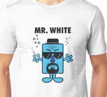 mr.white Unisex T-Shirt