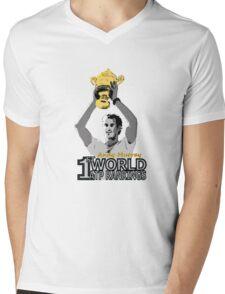 Andy Murray new World 1st ATP Rankings Mens V-Neck T-Shirt