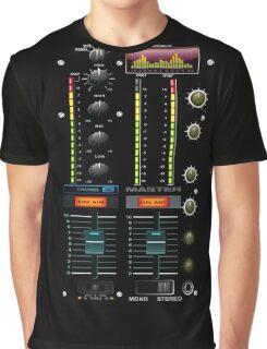 Music Mixer  Graphic T-Shirt
