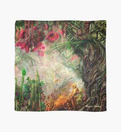 Qualia's Jungle Right Scarf