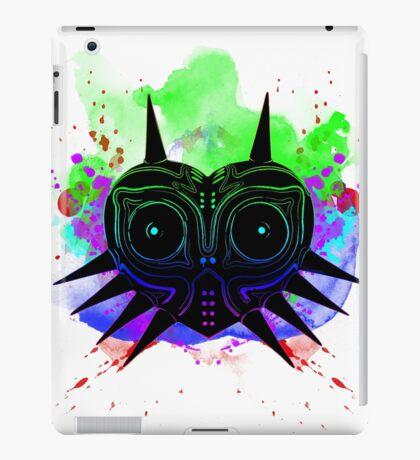 Majoras Mask (Vibrant) iPad Case/Skin