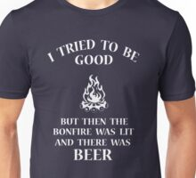 Bonfire & Beer Unisex T-Shirt