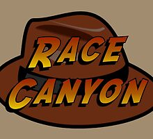 Race Canyon by bookishkate
