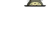 Mini Pocket Totoro  by Jclsoc12