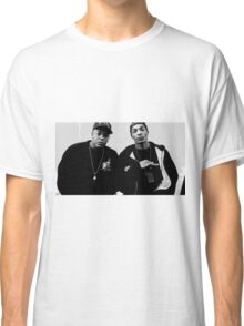 Classic Dr. Dre and Snoop Dogg Classic T-Shirt