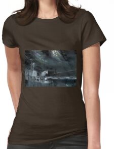 Night Out Womens Fitted T-Shirt