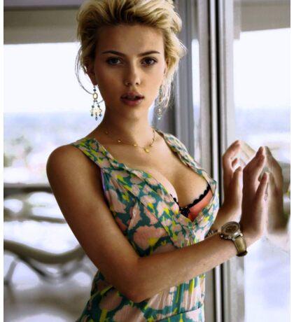 Scarlett Johansson, ultimate perfection Sticker