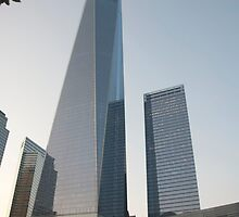 One World Trade Center - New York City by Olivia Son