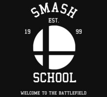 Smash School (White) by Nguyen013