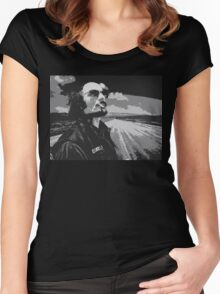 Kim Coates - Son of anarchy Women's Fitted Scoop T-Shirt