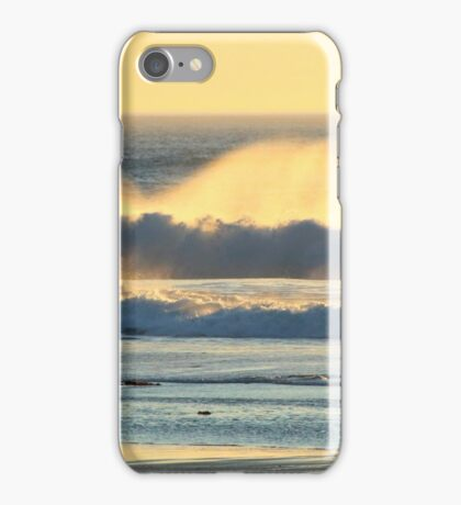 Waves Of Delight iPhone Case/Skin