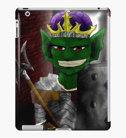 Goblin  iPad Case/Skin