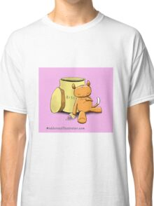 Ringo the Ringtail Possum & Biscuits Classic T-Shirt