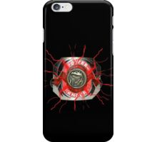 It's Morphin Time - TYRANNOSAURS iPhone Case/Skin