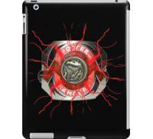 It's Morphin Time - TYRANNOSAURS iPad Case/Skin