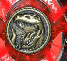 It's Morphin Time - TYRANNOSAURS Sticker