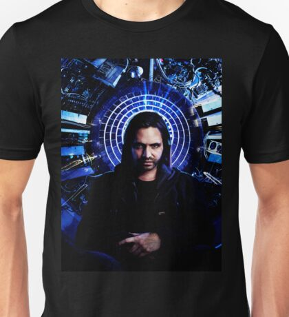 12 monkeys - Cole portrait Unisex T-Shirt