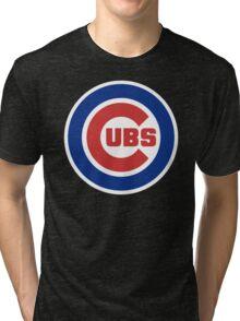cubs Tri-blend T-Shirt