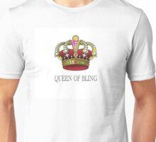 Queen Of Bling Unisex T-Shirt