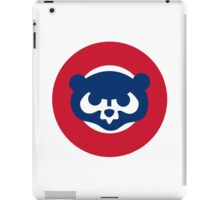 chicago cubs iPad Case/Skin