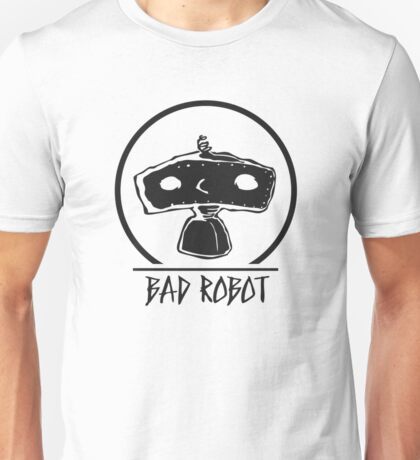 bad-robot-logo Unisex T-Shirt