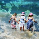 Fantasy Fun at the Beach by Jenelle  Irvine