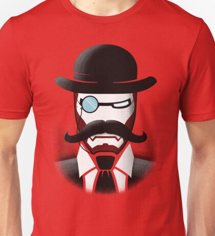 Iron Gentleman Unisex T-Shirt