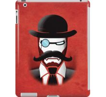 Iron Gentleman iPad Case/Skin