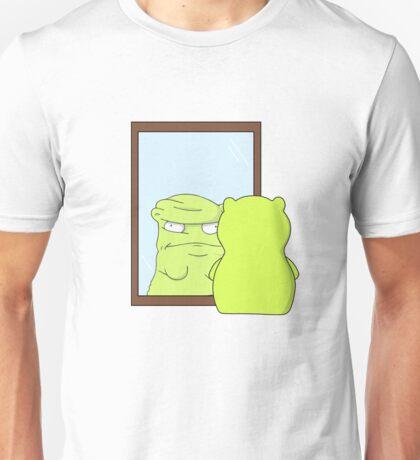 Melted Kuchi Kopi Reflection Unisex T-Shirt