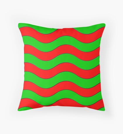 Iskybibblle Boutique Patterns | Christmas Throw Pillow