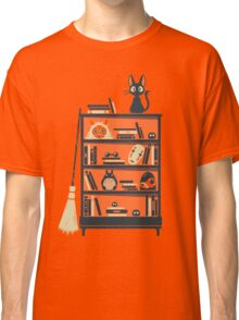 Ghibli shelf Classic T-Shirt