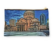 The First Church of Christ  Studio Pouch