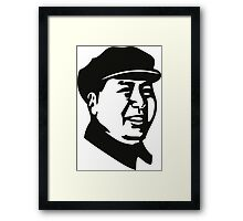 Mao Zedong Framed Print