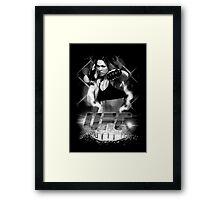 UFC Framed Print