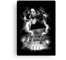 UFC Canvas Print