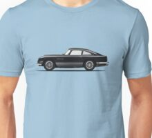 The 1963 DB4 Unisex T-Shirt