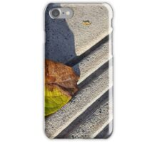 Balboa Park Leaf iPhone Case/Skin