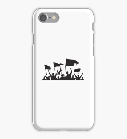 Demonstration / protest iPhone Case/Skin