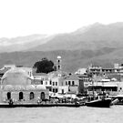 View of Old Town Chania, Crete, Greece by susanwellington
