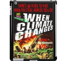 No Place to Hide ... the motion picture iPad Case/Skin