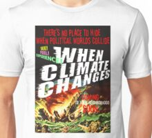 No Place to Hide ... the motion picture Unisex T-Shirt