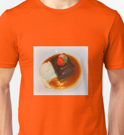 Sticky Toffee Pudding Unisex T-Shirt