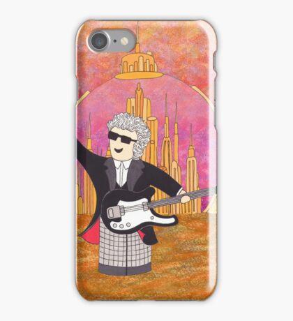 12th Doctor on Gallifrey iPhone Case/Skin