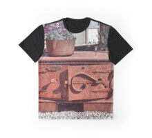 A Watched Pot always Flowers Graphic T-Shirt