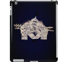 iPhone Case very old print ornament 1864 iPad Case/Skin