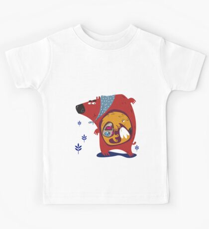 Matryoshka Kids Tee