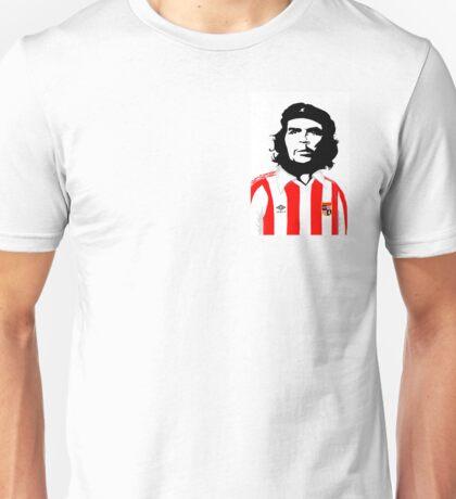 Che Guevara football legacy - Stoke City Unisex T-Shirt