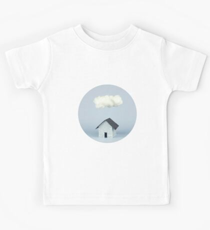 A cloud over the house Kids Tee